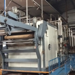 ARIOLI Steamer capacity 200 m ww 220 cm yoc 1996 ​oil heating