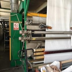 VOLLENWEIDER Seingeing machine, ww 2400mm, 1995/2014