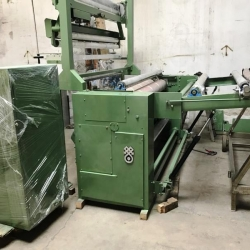 Küsters line for cold pad batch  - rollers width 2.000 mm. - Working width 1.800 mm.
