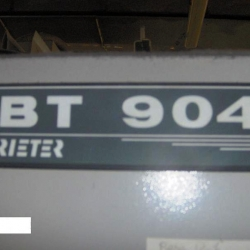 Rieter BT 904 with 208 rotors Yoc 2005