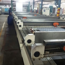 FLAT BED PRINTING MACHINE make CHORNG LUNG