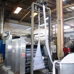 DOUBLE SQUEEZER PADDER BIANCO,  year 2012,  w.w. 1400 mm