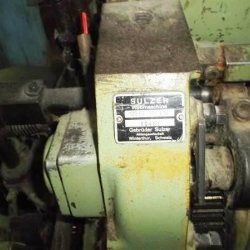 4 x SULZER TW 11 WEAVING MACHINE •    WITH CAM •    1970 YEARS •    3300 MM.WW